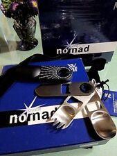 WMF crystal NOMAD Outdoor Camping Reisebesteck SWAROVSKI Edelstahl 18/10,OVP/NEU