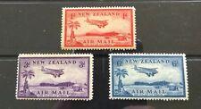 New Zealand 1935 Air set Mint $5 start!