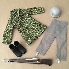 Vintage 1980's Palitoy Action Man Uniform - Internationals German Paratrooper