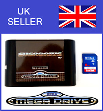 SALE! Everdrive Sega Megadrive Genesis 32X Flash Cart +8Gb Sd Card Mega Drive