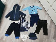 Jungen Paket Gr. 62 / 68 mit 8 Teilen Bekleidungspaket Ergee  T-Shirt Hose