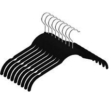 50 Set Velvet Hangers Closet Organizer Slim Thin No Slip Shirt Dress Suit Cloth