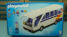 Playmobil 5106 City Coach Bus New in Box for collectors MIBNO Geobra toy