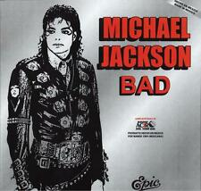 Michael Jackson Bad (LP Promo Mexique - 1987)