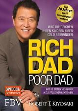 Rich Dad Poor Dad von Robert T. Kiyosaki (2014, Taschenbuch)