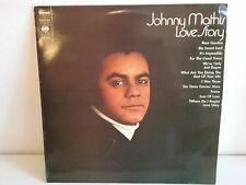JOHNNY MATHIS Love story 64334