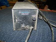 Motorola Power Supply & Cable Model # HPN 1005A Base Station