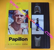 film VHS PAPILLON Steve Mcqueen Dustin Hoffman Schaffner L'UNITA' (F88* ) no dvd