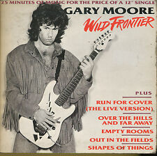 GARY MOORE CD SINGLE WILD FRONTIER ***1987***