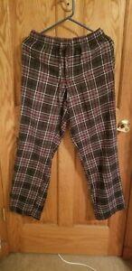 Men's Size small Croft & Barrow lounge pants