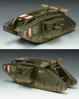 KING AND COUNTRY WW1 British Mk.IV Tank  FW157