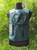 Original Collector Bank Body Armor Bulletproof Vest Size:XL
