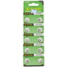 200 TIANQIU AG1 364A 364 SR621SW LR621 LR60 CX60 Alkaline Watch Battery USA