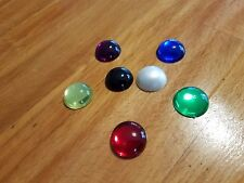 FF7 Materia Stones Tokens Counters 18mm Multicolor 1 each Final Fantasy Seven 7