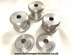 Subframe solid mounts Audi 80 S2 RS2 12mm Bolts