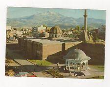 Hunad Camii Ve Erciyes Dagi Kayseri Turkey 1969 Postcard 381b