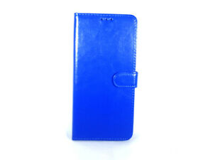 Samsung A70 PU Leather Wallet Card Slot Stand Function Protective Plastic Casing