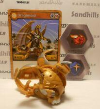 Bakugan Dragonoid Battle Planet Aurelus B400 - Dragonoid Card - 2 Bakucore