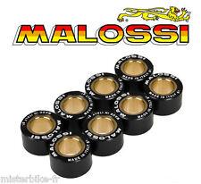 8 Galet MALOSSI 14G 25x14,9 pour PEUGEOT Metropolis Yamaha Majesty 400 NEUF
