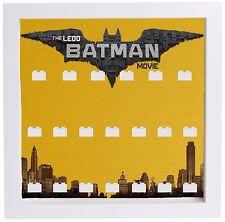 Lego Minifigure Display Case Frame Batman Movie minifigs