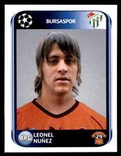 Panini 200 Pablo Batalla Bursaspor UEFA CL 2010//11