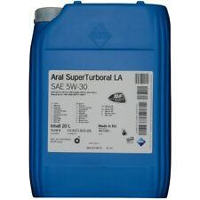 Aral SuperTurboral LA 5W-30 - 20 Liter