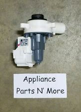 Whirlpool Washer Water Drain Pump Part: W10661045 Free Shipping Used Tested Part