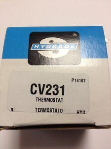 CV231 Standard Thermostat Choke Housing