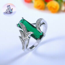 Jewelry Wedding Multi-color Gorgeous Size 6-10 Rings Ring Topaz Women