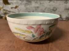 Alfred Meakin sugar bowl flowers and wheat pattern
