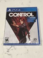 Control: Playstation PS4 PS5 Remedy 505Games Brand New Sealed Game