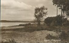 More details for real photo by loch leven shore 1932 andrew gardiner milnathort