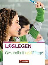 Loslegen - Gesundheit und Pflege: Schülerbuch | Buch | Zustand gut