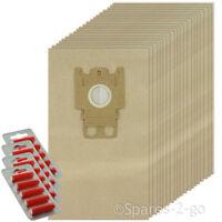 10 x 3D Tipo GN Sacchetti Hepa Filtro per miele S5210 S5211 S5261 S5281 10xGN+AH50