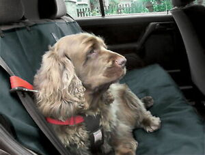 Clearance Danish Design Waterproof Car Seat Cover  Dogs