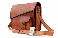 Women's Leather Briefcase Business Laptop Bag Attache Messenger Portfolio Bag