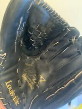 """Louisville Slugger TPX Black Gtpx-12 12.75"""" For Right Hand Thrower Leather"""