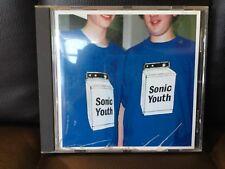 Sonic Youth Washing Machine CD Album Europe Issue