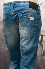 REPLAY Jeans _ _%% SALE%% _ Waitom _ Regular Slim _ NUOVO _ w32/l32