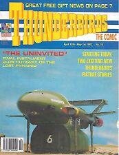Thunderbirds #14 (18th April 1992) TV21 full colour reprint strips