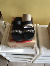 Fitflop Sandals. New With Box. Size 6.