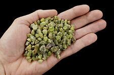 """Peridot ROUGH Crystals 3/8"""" 6 Ounce Bag Heart Chakra Healing Crystals and Stones"""