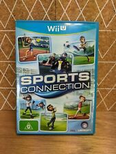 Sports Connection - Nintendo Wii U Game PAL Complete
