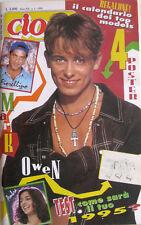 CIOE' 1 1995 Mark Owen Ambra Take That Madonna David Copperfield Keanu Reeves