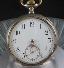 antike Taschenuhr 655788 in 800 Silber