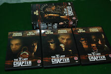 THE LAST CHAPTER ROY DUPUIS 3 disc  -  dvd rare out of print
