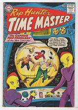 Rip Hunter Time Master #14   (DC Comics 1961)    VG/FN