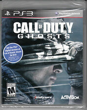 Call of Duty: Ghosts PlayStation 3 *NEW* *SEALED*