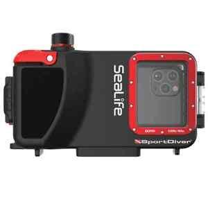 SeaLife SportDiver Underwater Camera Housing for iPhone