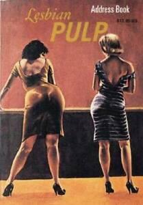 Lesbian Pulp: Address Book - Paperback By Stryker, Susan - GOOD